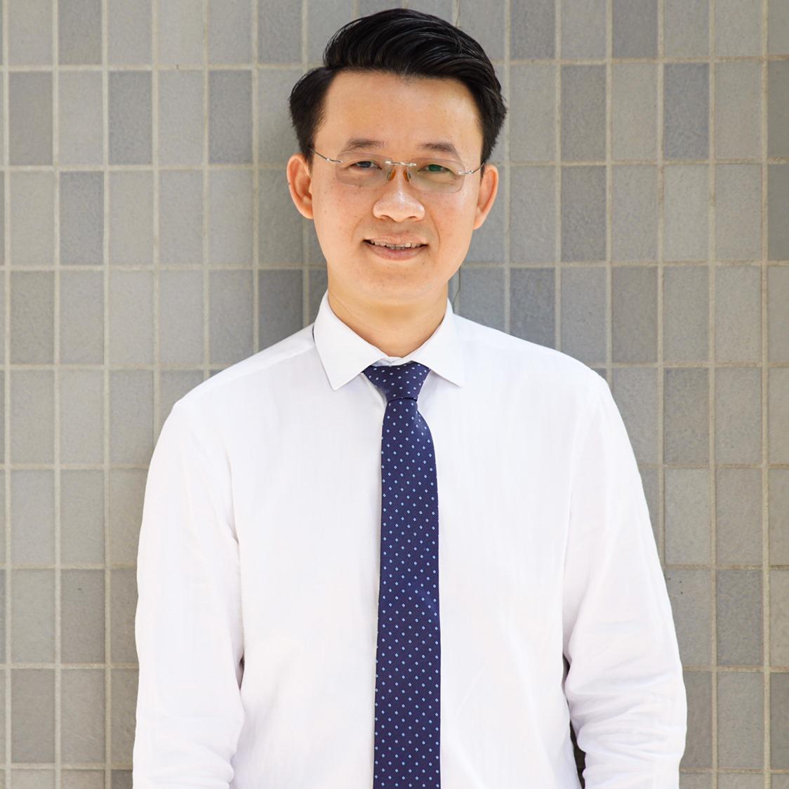 PGS. TS Cao Đinh Kiên