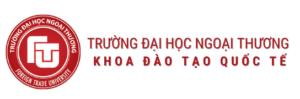 Trung tâm Phát triển Quốc tế - Trường Đại học Ngoại thương